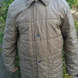 BURBERRY London Nova Check Quilted Jacket